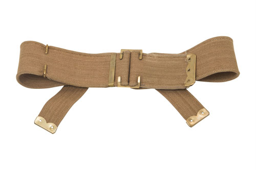WW1 British p08 webbing belt