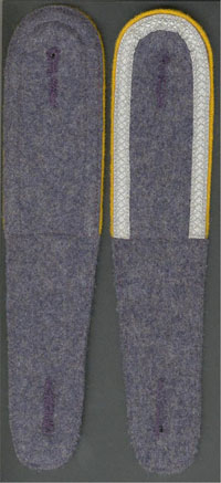 Fallschirmjager NCO Shoulder Boards