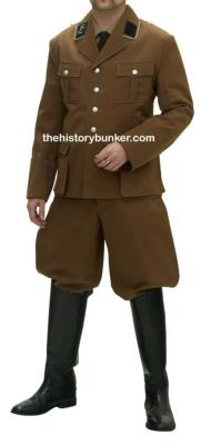 World War Two German SA tricot uniform -