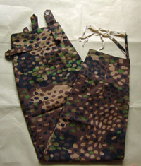 WW2 German Camouflage trousers/breeches -  WWII German Uniforms