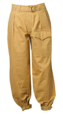 Fallschirmjager Jump Pants/ trousers/breeches - tropical