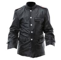 WW2 German leather coat - Michael Wittmann