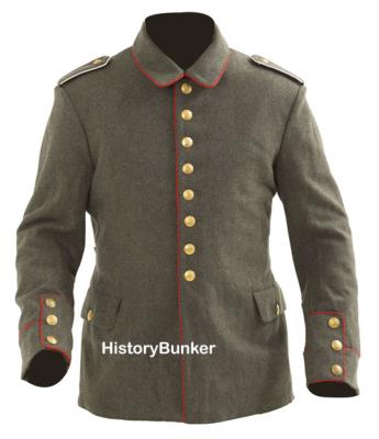 ww1 german P07/10 wool soldiers tunic