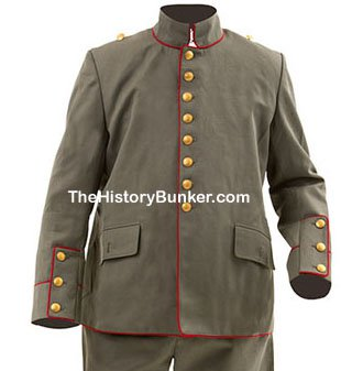 ww1 german tricot p08 officers tunic