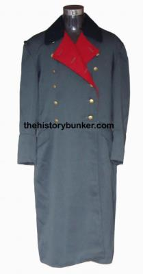 German Generals M35 wool overcoat