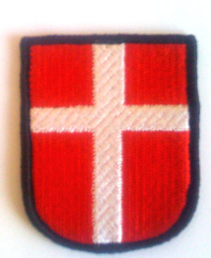 SS Danish Volunteers shield