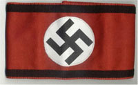 Armbands - World War two German uniforms and equipment