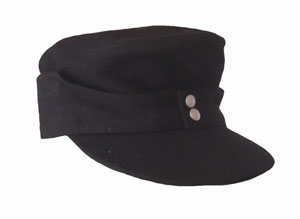 M43 FIELD CAP - BLACK