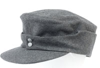 German WW2 Field Caps -  - World war two German Uniforms