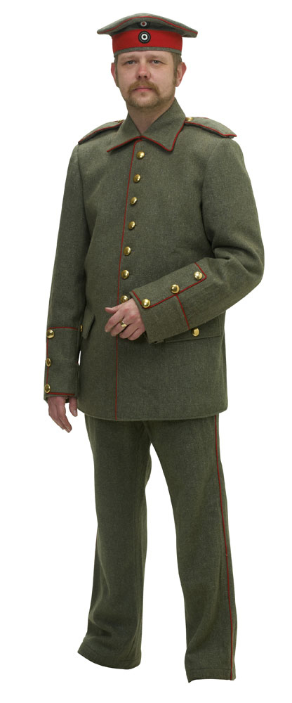 WW1 German Imperial Army EM uniform