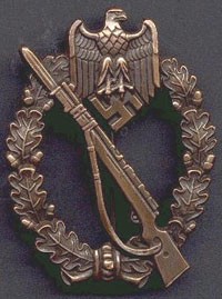 Infantry Assualt Badge - Motorized