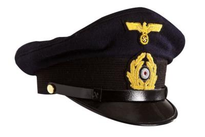 56c87477735 German WW2 Visor Caps and Kepi s - - World war two German Uniforms ...
