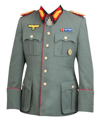World War Two German Generals Tunic