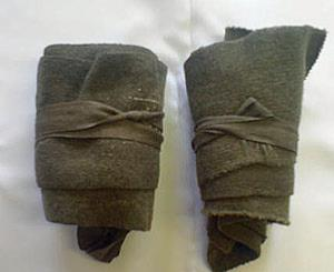 WW1 British Puttees 1 pair