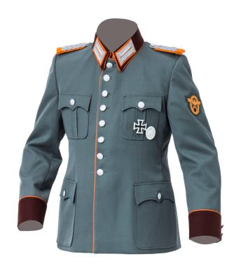 WW2 German Feldgendarmerie officers uniform tunic