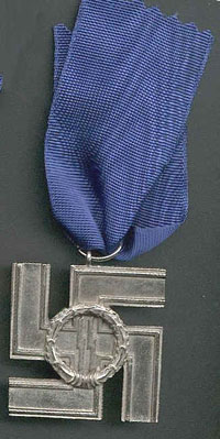 SS Long Service MEDAL