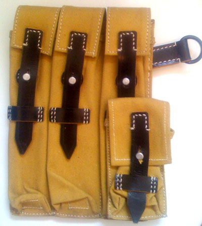 MP40 ammo pouches 1 pair  - Afrika Korps
