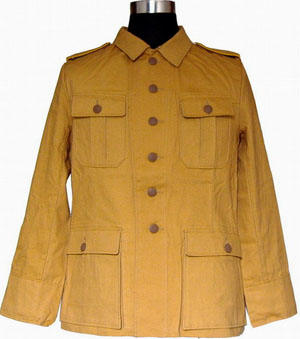 German Luftwaffe Tropical Tunic