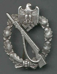Infantry Assualt Badge