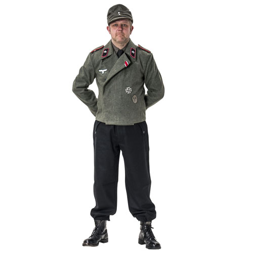 WW2 German ARMY Sturmartillerie Panzer uniform