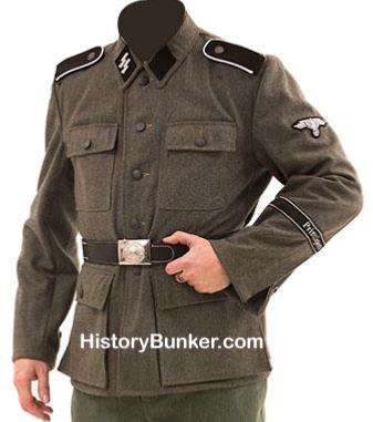 German Army Heer M43 Tunic