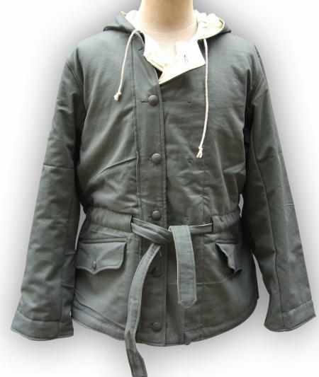 Field Grey Parka coat