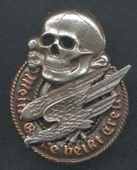 SS Fallschirmjager Commemorative Badge