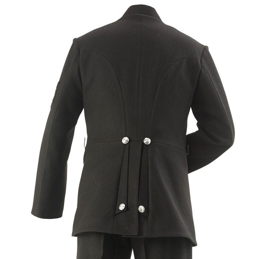 Edwardian Police Tunic British