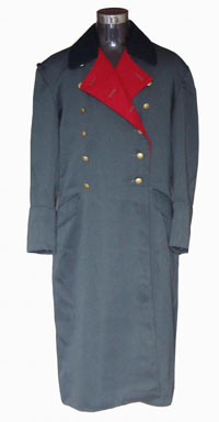 M36 Wehrmacht Officers overcoat