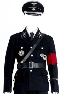 M32 SS Allgemiene German Uniform Tunic