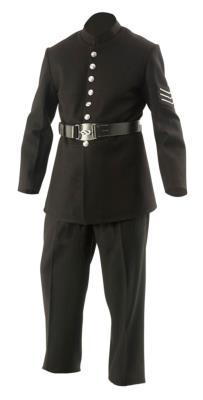 British Victorian and Edwardian Police Uniforms