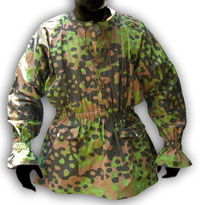 WW2 German Camouflage Smocks -  WWII German Uniforms