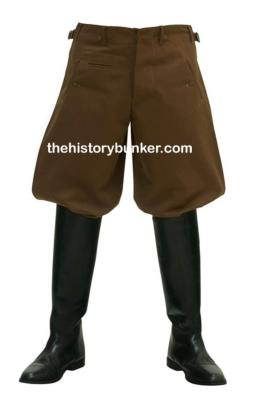 WW2 German officers tricot trousers - SA Breeches
