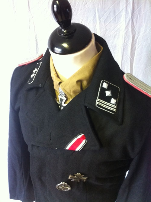 WW2 German Michael Wittman Panzer tunic