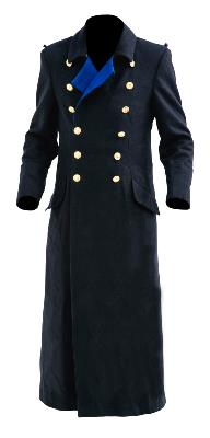 World War Two Kriegsmarine officers WOOL overcoat