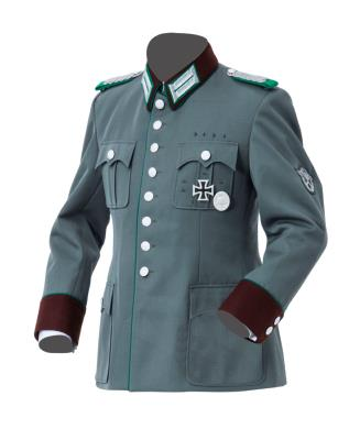 WW2 German Ordnungspolitzie officers uniform tunic