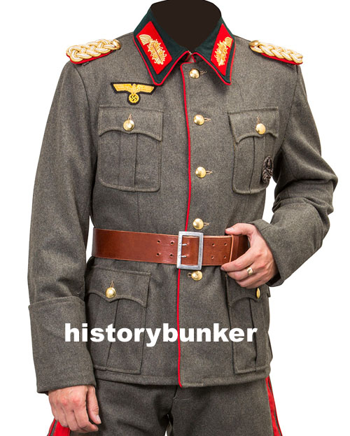 World War Two German Generals Tunic - wool
