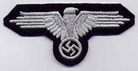 SS Officer Sleeve Eagle
