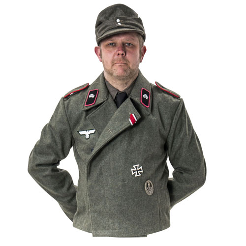 WW2 German army Sturmartillerie tunic