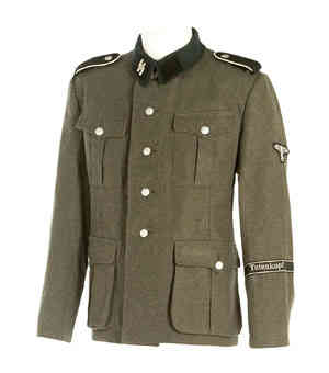 German SS Tunic - with insignia