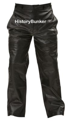WW2 German M36 leather trousers